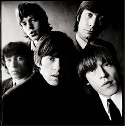 The Rolling Stones by David Bailey at FEUTEU