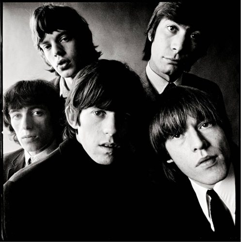 The Rolling Stones by David Bailey at