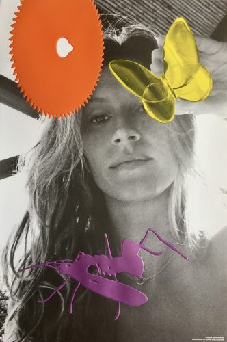 Gisele Bündchen by John Baldessari at