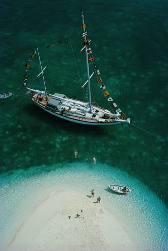 Exuma Holiday by Slim Aarons at