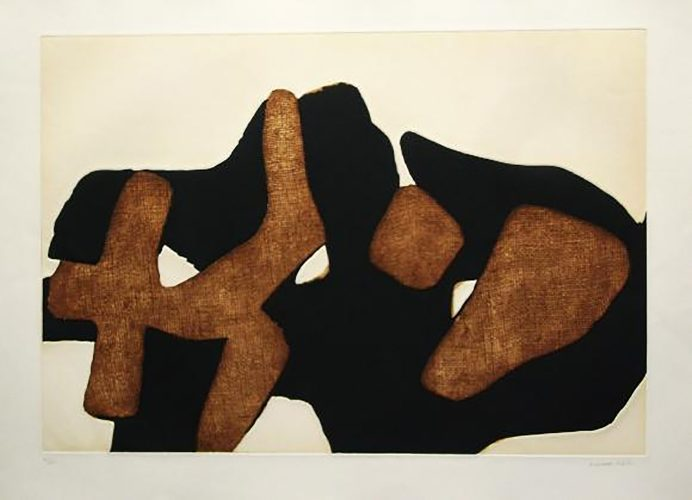 Composition IV by Conrad Marca-Relli at