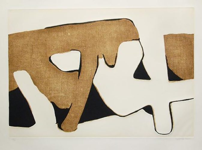 Composition XIV by Conrad Marca-Relli at