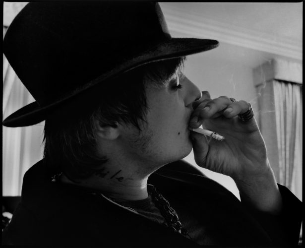 ' Pete Doherty ' 2008 Kevin Westenberg Signed Limited Edition by Kevin Westenberg at
