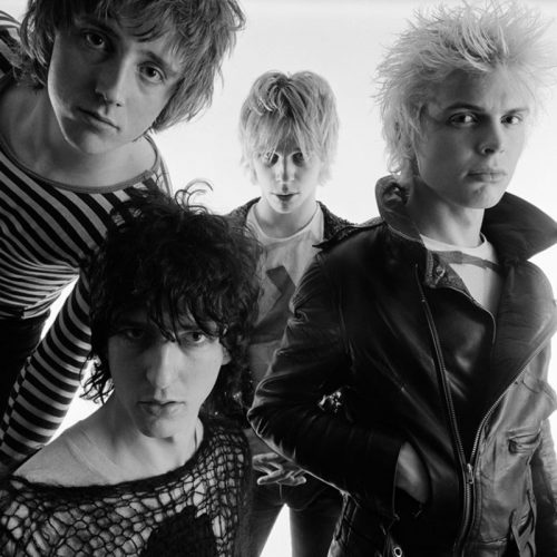 Generation X Signed Limited Edition by Gered Mankowitz at