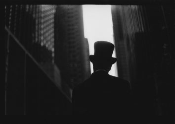 Untitled (Man Bowler) by Giacomo Brunelli at FEUTEU