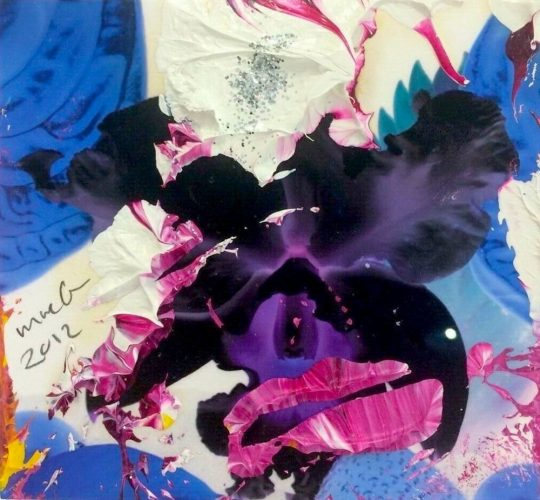 Unique Meteor Print by Marc Quinn at