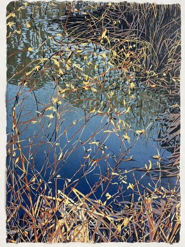 Reflective Tracings by Jean Gumpper at