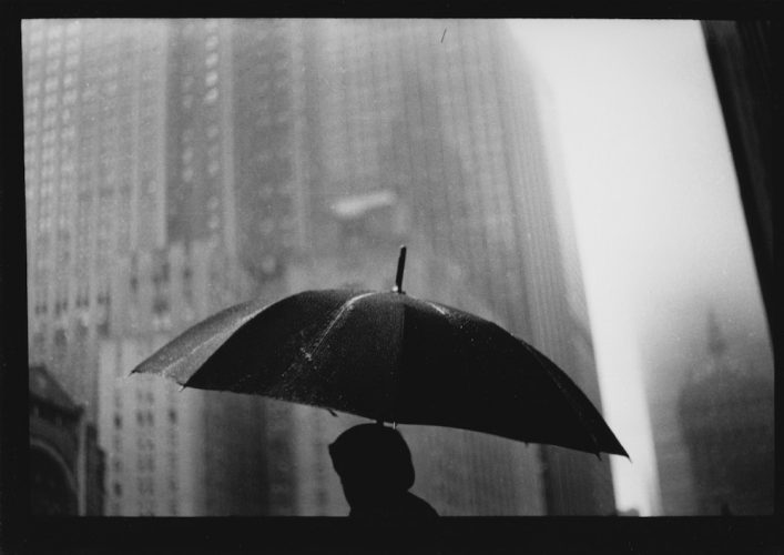 Untitled (Man Umbrella) by Giacomo Brunelli at