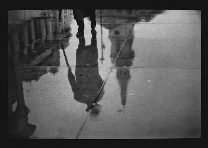 Untitled #12 (Man Trafalgar Square) by Giacomo Brunelli at