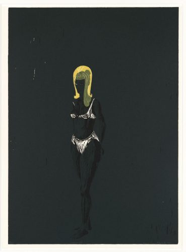 Supermodel by Kerry James Marshall at