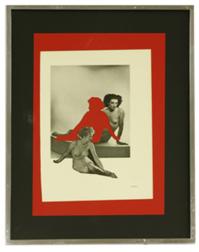 Untitled (Seated Nudes) by Eduardo Paolozzi at