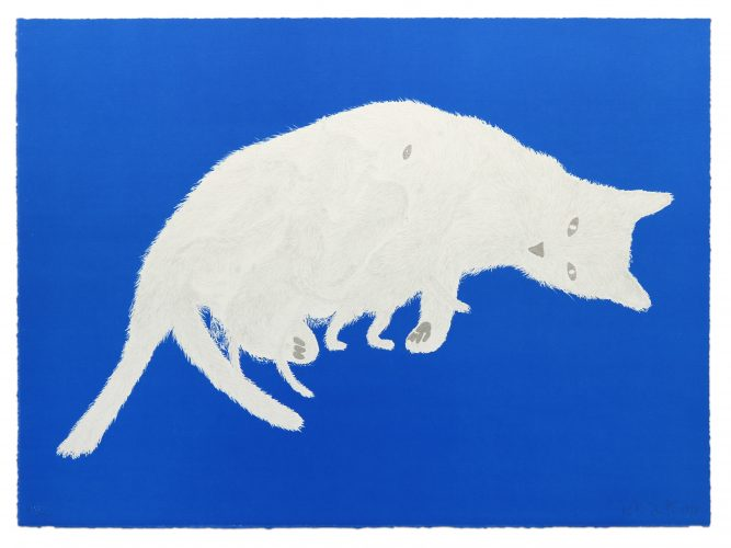 Litter by Kiki Smith at