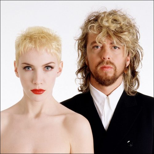 ' Eurythmics ' 1986 Gered Mankowitz Signed Limited Edition Print by Gered Mankowitz at