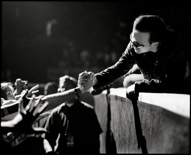 ' Bono ' 2005 Kevin Westenberg Signed Limited Edition by Kevin Westenberg at