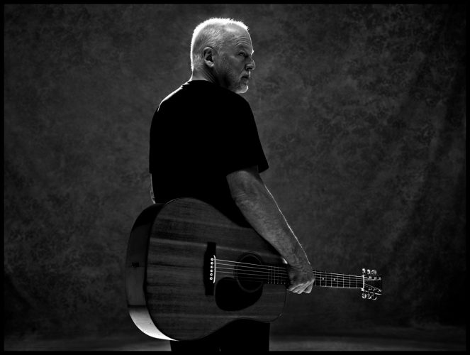 ' David Gilmour ' 2000s Kevin Westenberg Signed Limited Edition by Kevin Westenberg at