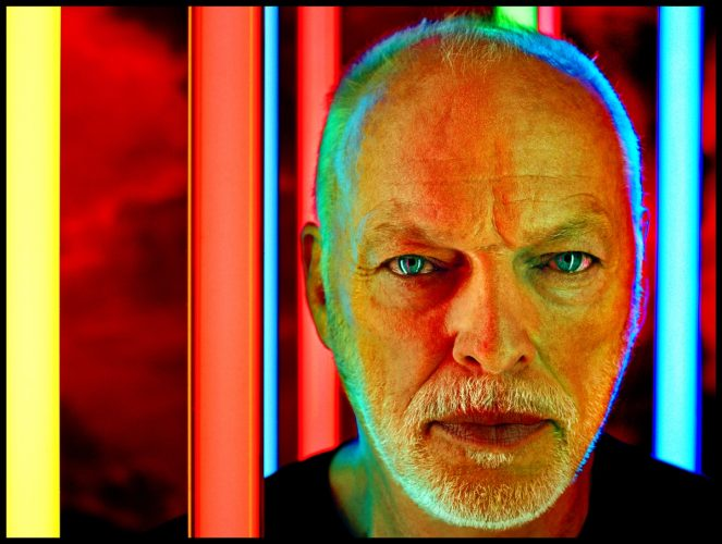 ' David Gilmour ' 2015 Kevin Westenberg Signed Limited Edition by Kevin Westenberg at