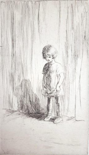 The New Pupil by Eileen Alice Soper at