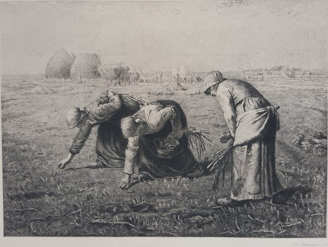 The Gleaners by Jean-François Millet at