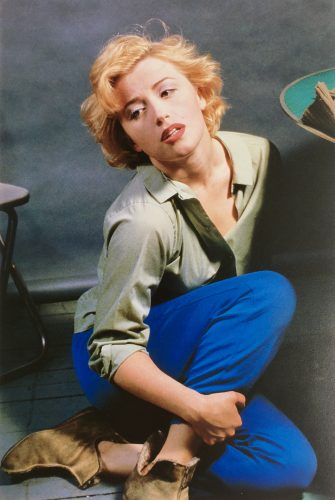 Untitled Marilyn (1981) by Cindy Sherman at