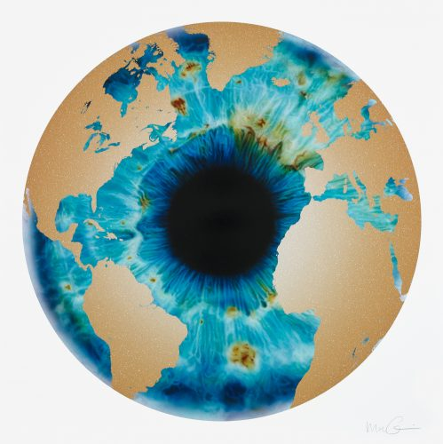 New Geography by Marc Quinn at