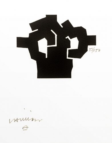 Die Perser (The Persians) by Eduardo Chillida at