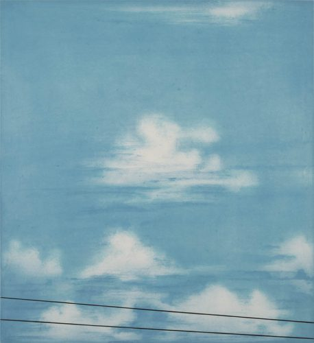 Clouds #3 by Katherine Bowling at