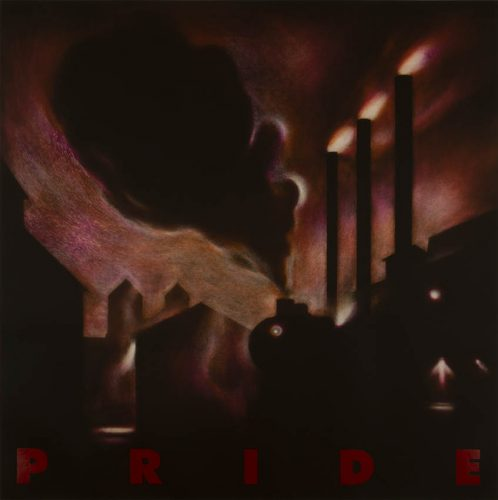 Pride (Color) by Lawrence Gipe at