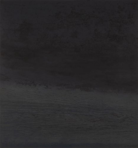 Untitled (Night Sea) by Terri Zupanc at