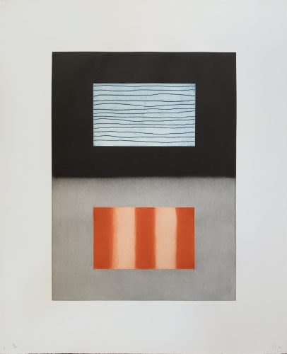 Liliane #3 by Sean Scully at