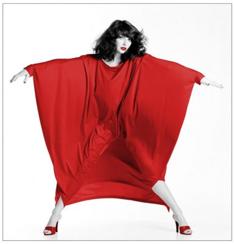 Kate Bush 1979 Signed Limited Edition by Gered Mankowitz at