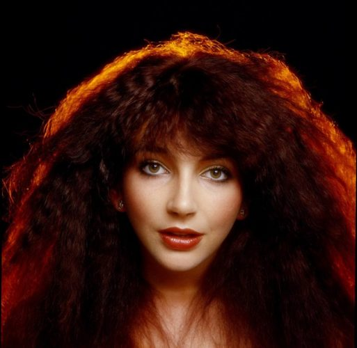 Kate Bush 1978 Signed Limited Edition by Gered Mankowitz at