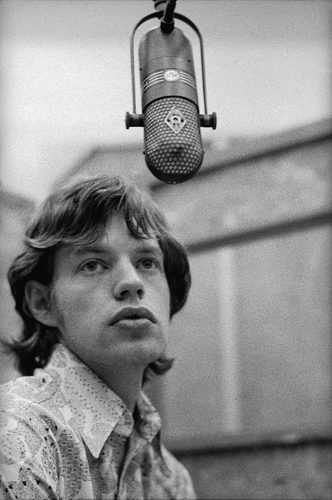 Mick Jagger Signed Limited Edition 1965 by Gered Mankowitz at