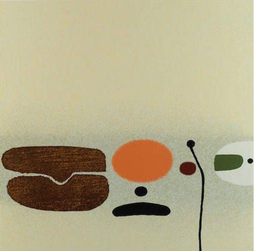 Points of Contact no.30 by Victor Pasmore at