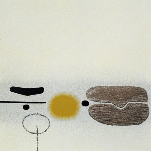 Points of Contact no.31 by Victor Pasmore at