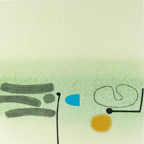 Points of Contact no.32 by Victor Pasmore at