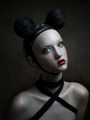 Mickey by Jenny Boot at