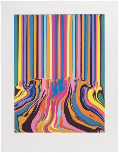Ian Davenport – Uplift by The Help Portfolio at