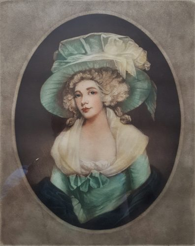 Lady Betty by Samuel Arlent Edwards at