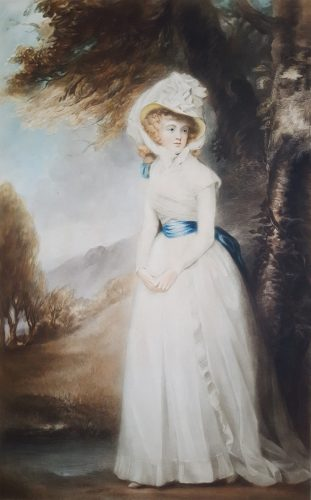 Mrs. Lee Acton by Sydney E. Wilson at