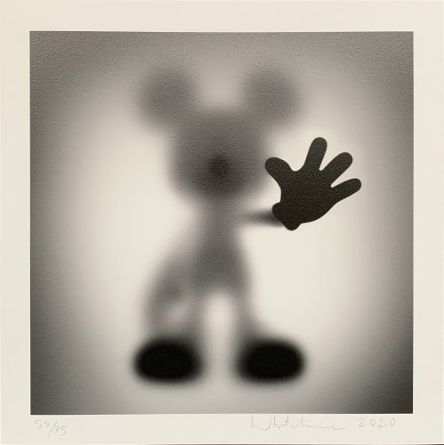 Gone Mouse (Gone Mickey) by Whatshisname at