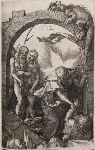 Harrowing of Hell by Albrecht Durer at