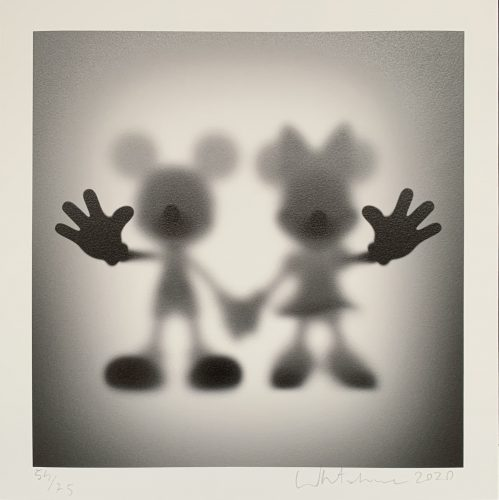 Gone M & M (Gone Mickey and Minnie) by Whatshisname at