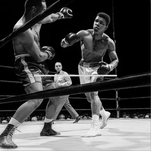 Ali vs. Folley by Neil Leifer at