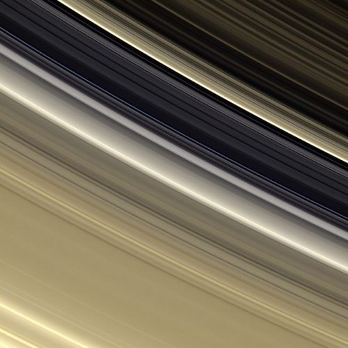'Saturn's Rings' 2006 Science Photo Library Print by Science Photo Library Archive at