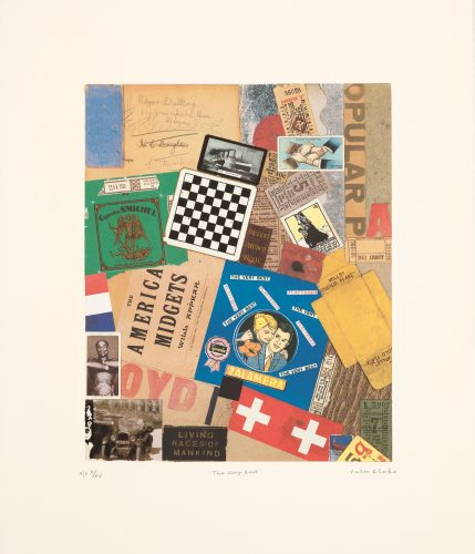 The Very Best by Peter Blake at ARTContent Editions Limited