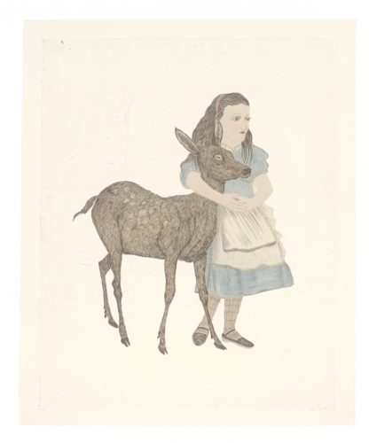 Fortune by Kiki Smith at
