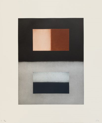 Liliane #5 by Sean Scully at