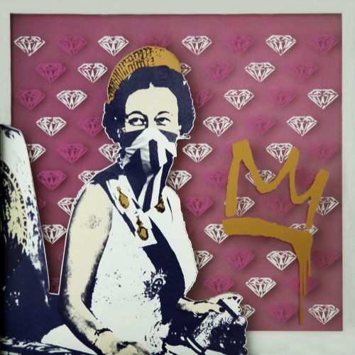 Queen Vandal by Static at
