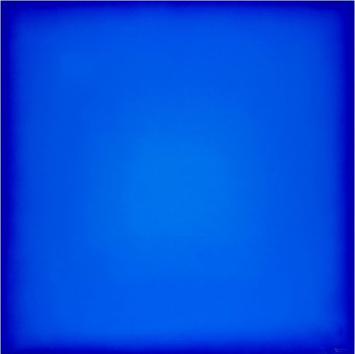 Postludio (blue) by Jose Maria Yturralde at