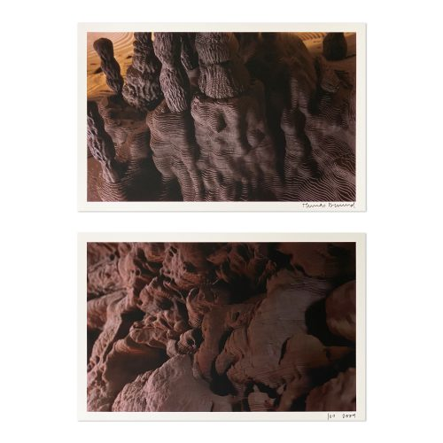 Grotto (from Catalogue Serpentine Gallery, Collector's Edition) by Thomas Demand at